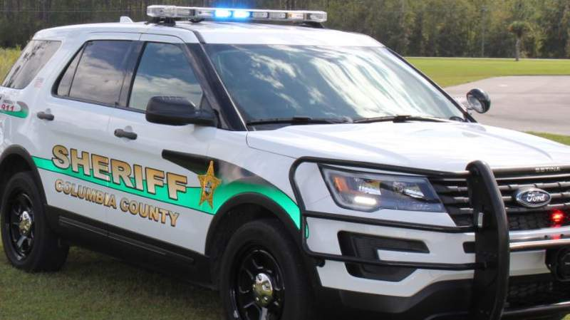 File photo of Columbia County Sheriff's Office SUV