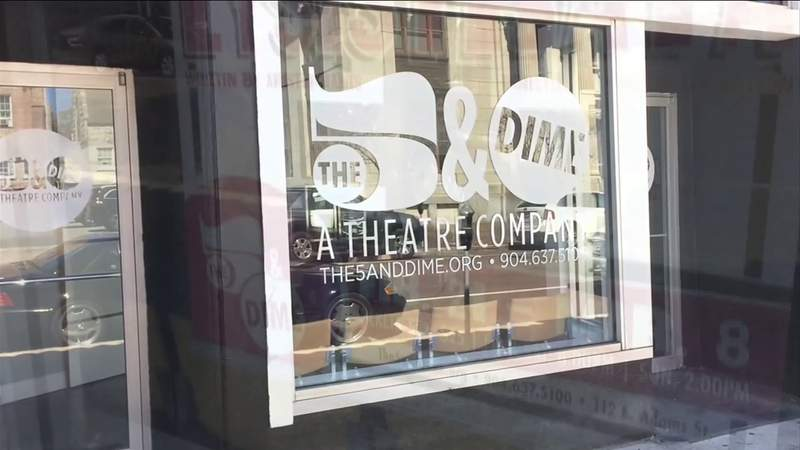 Lysistrata playing at the 5 & Dime Theatre