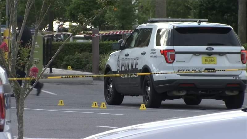 Atlantic Beach officer beaten unconscious before back-up officer shoots suspect