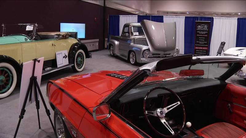What to do at the Jacksonville International Auto Show
