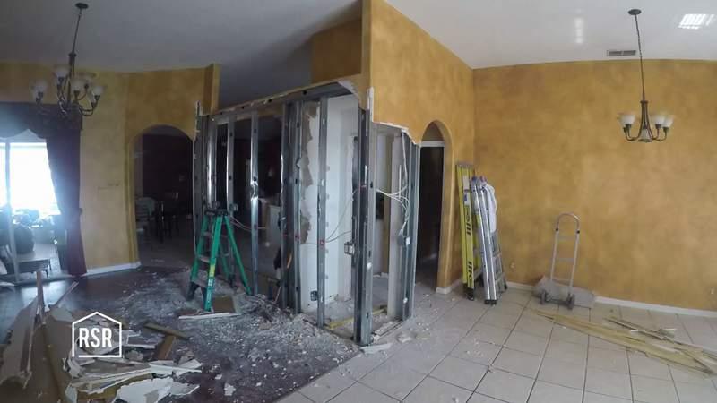 Long-awaited Renovation