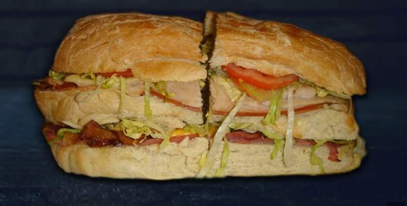 Photo: Blue Boy Sandwich Shop