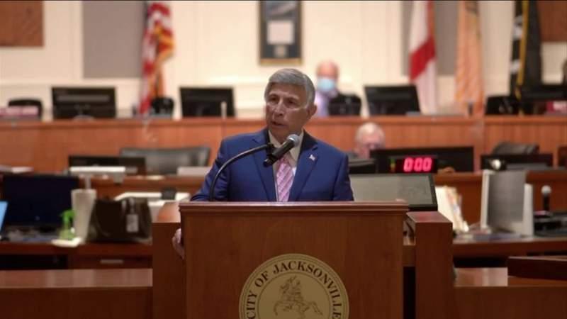 City Councilman Tommy Hazouri (file photo).