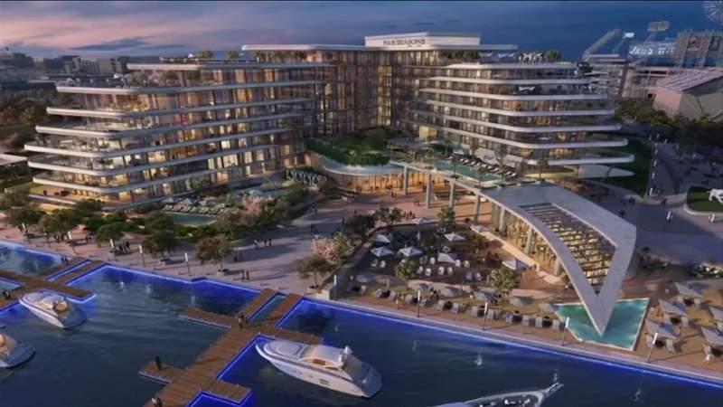 Khan envisions Four Seasons for Jacksonville's Metro Park site