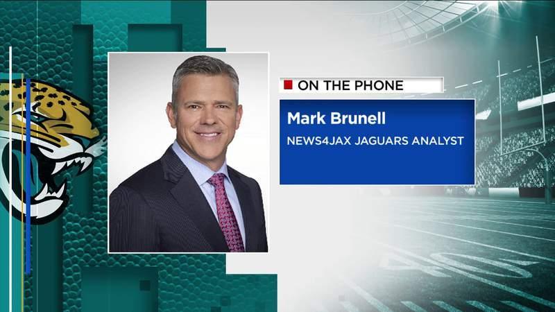 Mark Brunell stunned by Jaguars' decision to waive Leonard Fournette