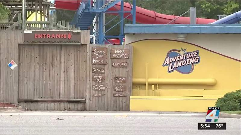 Adventure Landing closing Westside park this weekend; Jax Beach location in October
