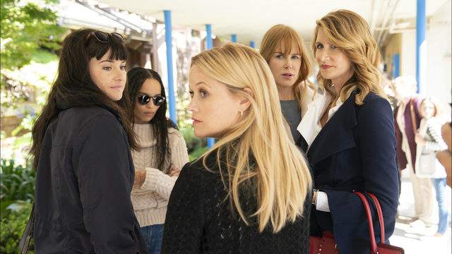 "The cast of ""Big Little Lies."" Photo by Jennifer Clasen/HBO."
