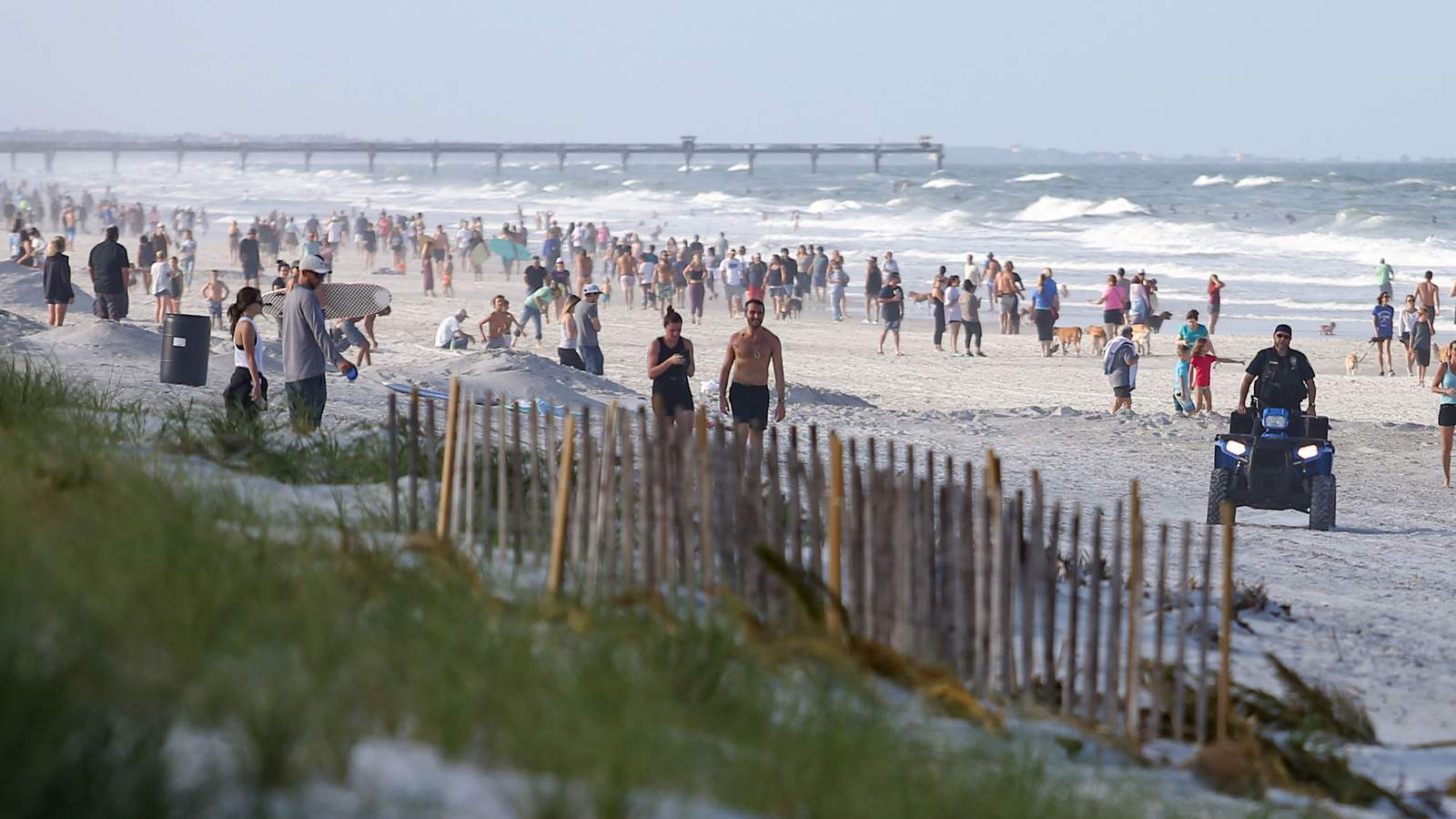 Restaurants Open On Christmas Day 2020 Jacksonville Fl Trust Index: Are Jacksonville area beaches crowded or empty?