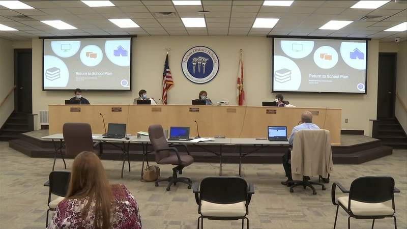 Nassau County School Board votes to push start date to Aug. 24