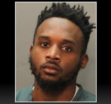 Lydell Brown is wanted by the Jacksonville Sheriff's Office for sexual battery.