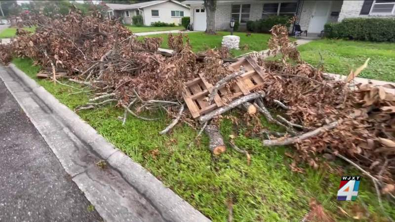 Some San Jose homeowners say tornado debris hasn't been picked up yet