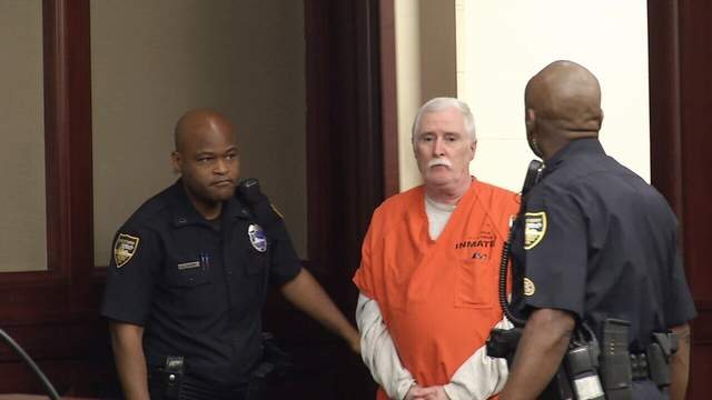 Donald Smith in court Dec. 12.