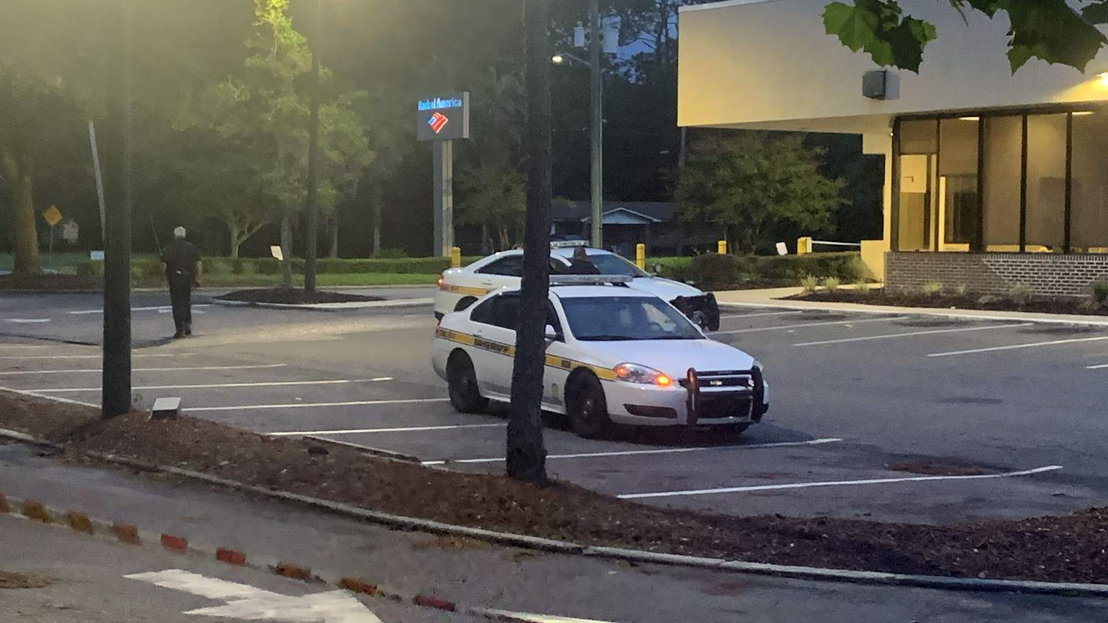 Police Find Man Shot Lying In Bank Parking Lot On Moncrief Road
