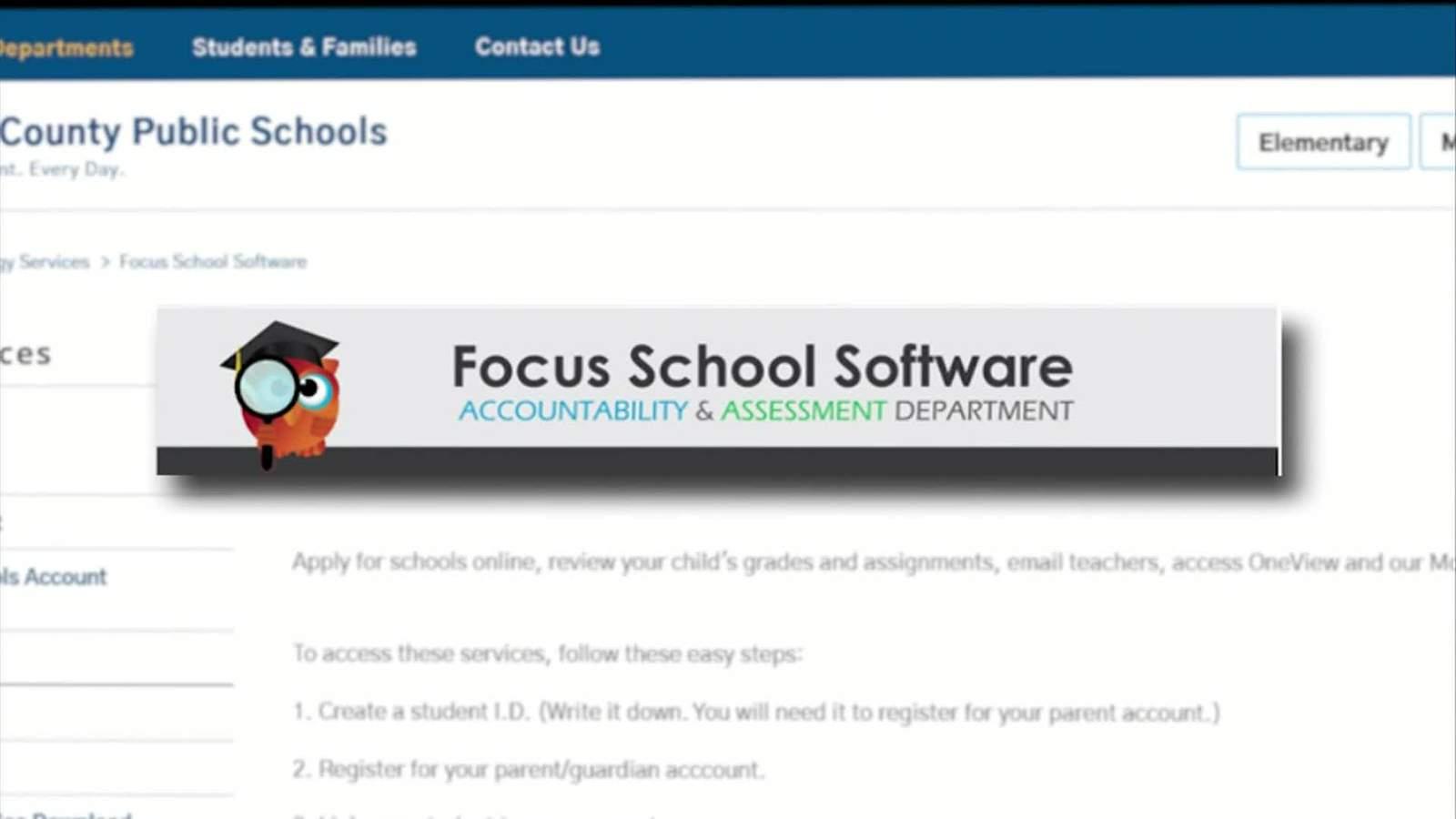 dcps focus portal login
