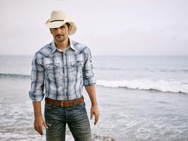 Country music superstar Brad Paisley is making a return to the River City this summer.