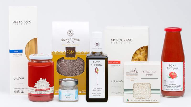 Limone Market brings premium pantry staples straight to your home.