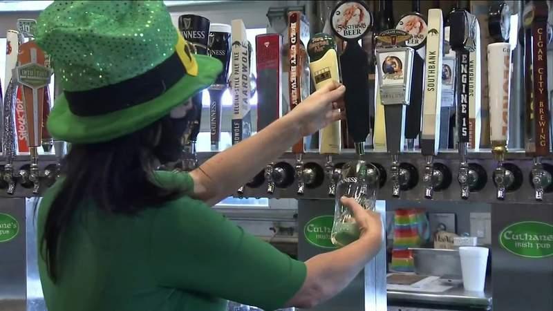 Jacksonville Irish pub prepares for St. Patrick's Day crowd