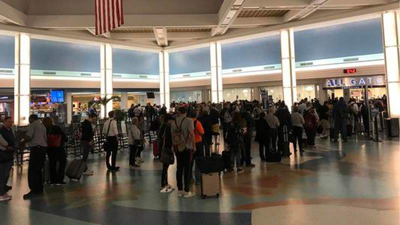 Study: Jacksonville International is 2nd fastest growing airport in US