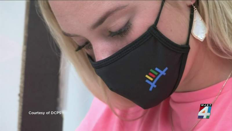 Duval schools to ditch mask mandate, Duval HomeRoom and desk shields this fall