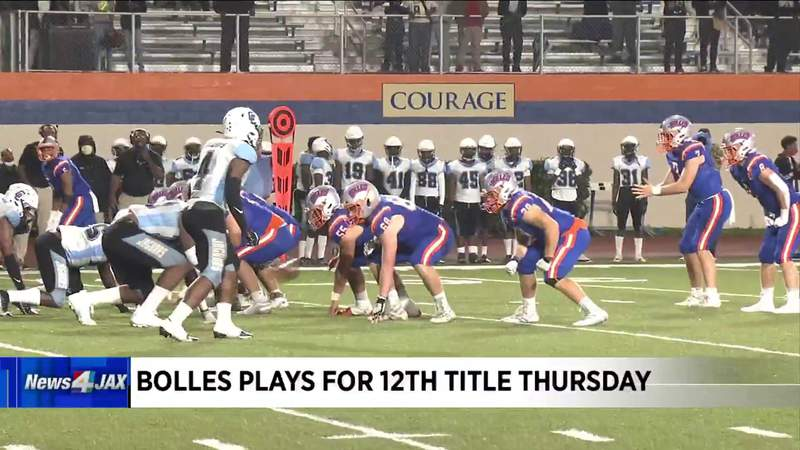 Bolles aims for its 12th state football title on Thursday