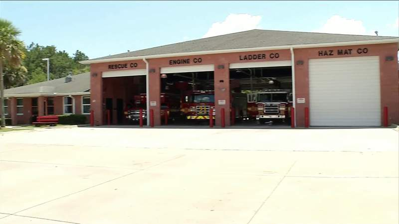 Sources: 60 Jacksonville firefighters in self-quarantine