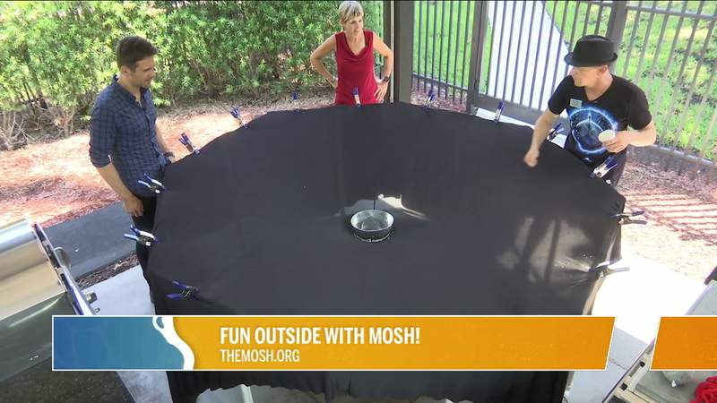Fun with MOSH Part 2 | River City Live