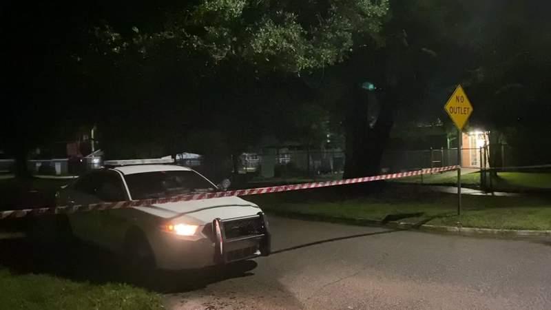 Scene of a triple shooting in Northwest Jacksonville.