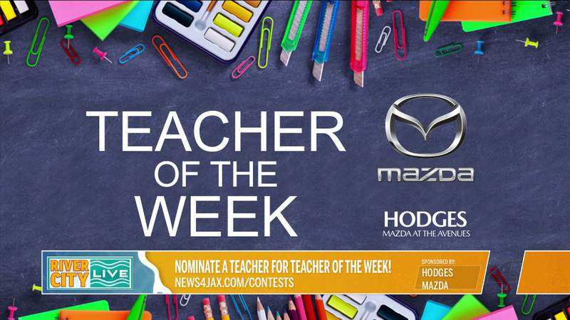 Teacher of The Week! The Second Winner is Announced | River City Live