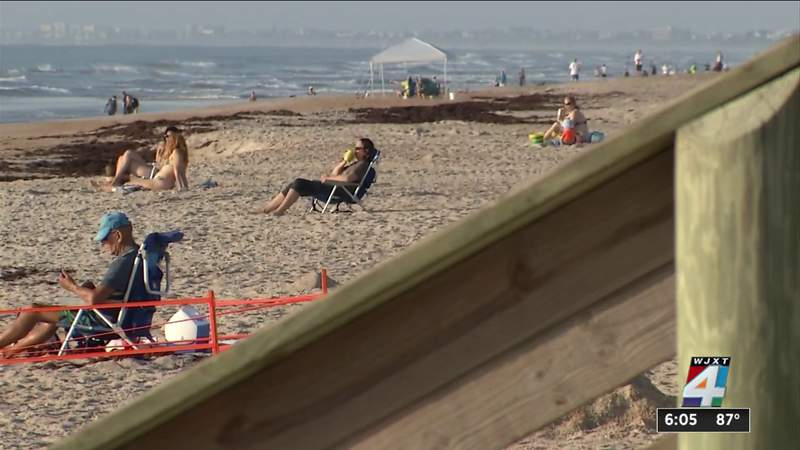 Staying safe at the beach on Memorial Day weekend