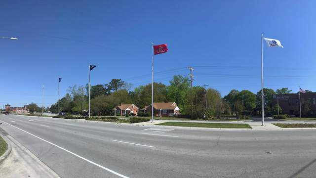 (Photo: City of Jacksonville, North Carolina via Facebook)