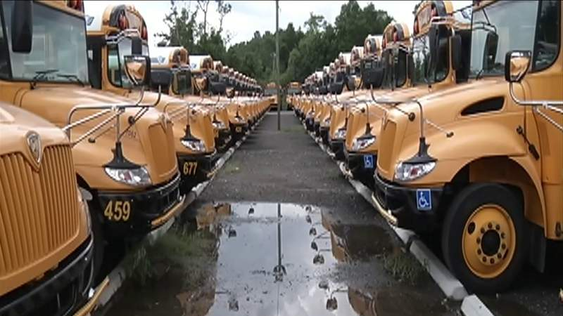 Bus company boosts Jacksonville's COVID-19 safety rules