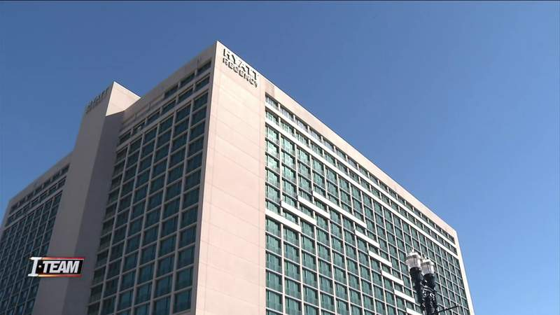 Marine Corps books all 966 rooms at Hyatt Regency in downtown Jacksonville, sources say