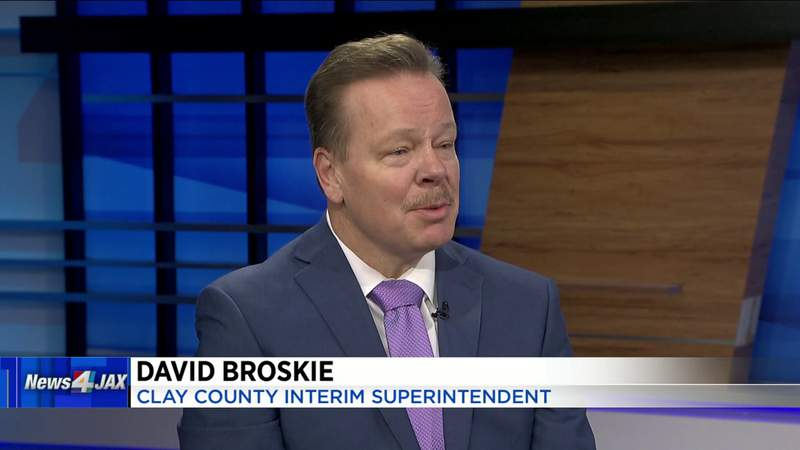 Clay County's interim superintendent has plans