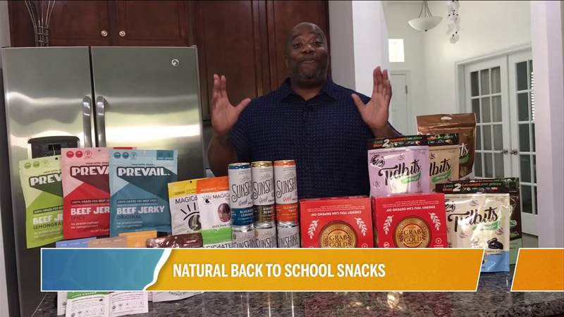 Natural Back to School Snacks   River City Live
