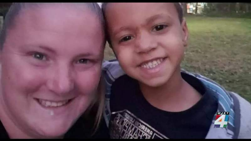 'I didn't get to say goodbye to him': Mother opens up about 4-year-old Jacksonville boy's death
