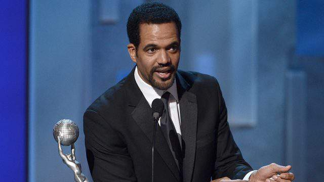 LOS ANGELES, CA - FEBRUARY 01: Actor Kristoff St. John onstage during the 44th NAACP Image Awards at The Shrine Auditorium on February 1, 2013 in Los Angeles, California. (Photo by Kevin Winter/Getty Images for NAACP Image Awards)