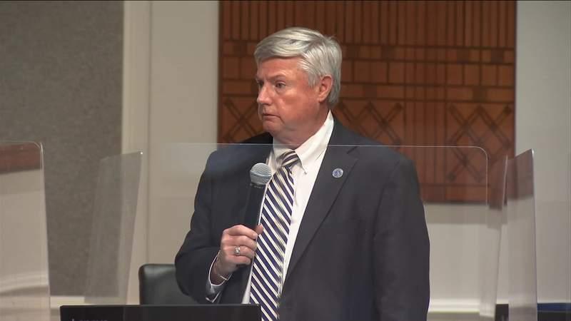 Councilman Carlucci to run for mayor