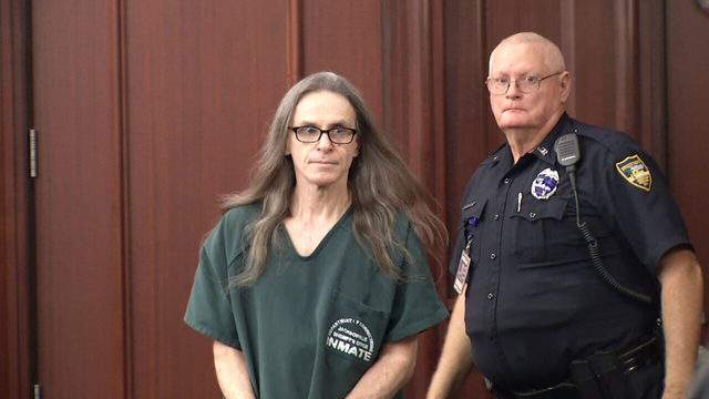 Russell Tillis appears in court on Tuesday, April 30.