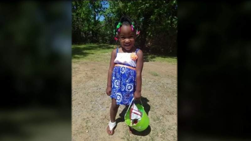 GF Default - Remains found in Alabama identified as 5-year-old Taylor Williams
