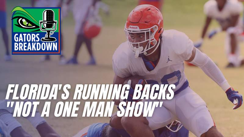 Florida has a deep running back room to rely on in 2021
