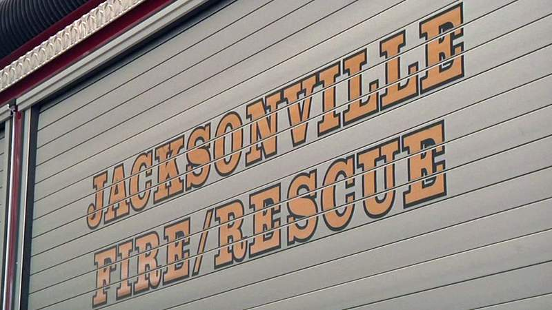 Jacksonville Fire and Rescue Department